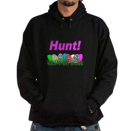 Hunt Easter Eggs Hoodie (dark)