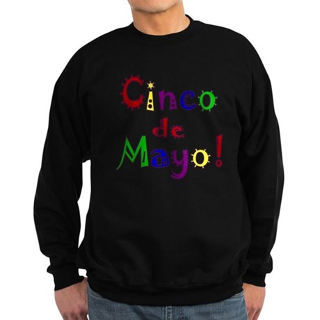 Cinco de Mayo Sweatshirt (dark)