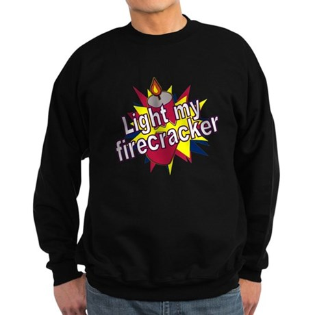 Light my Fire Sweatshirt (dark)