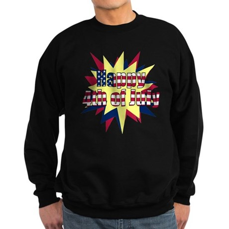 Starburst 4th of July Sweatshirt (dark)