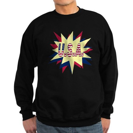 Starburst USA Sweatshirt (dark)