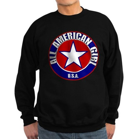 All American Girl Sweatshirt (dark)