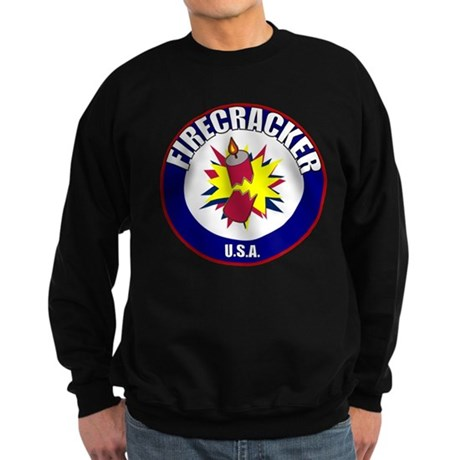 USA Firecracker Sweatshirt (dark)