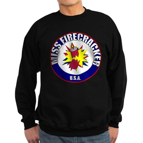 Miss Firecracker Sweatshirt (dark)