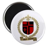 SAINT-QUENTIN Family Crest Magnet