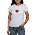 SAINT-QUENTIN Family Crest Women's T-Shirt