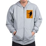 Lacrosse I Roll Zip Hoodie