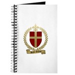 SAINT-ETIENNE Family Crest Journal