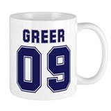 Greer 09 Coffee Mug