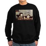 Raphael's Cherubs Sweatshirt (dark)