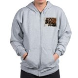 Carriage Horse Zip Hoodie