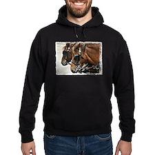Carriage Horse Hoodie