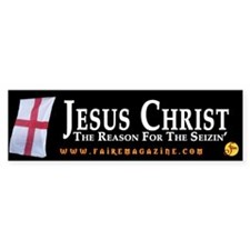 Faire Magazine - Bumper Sticker #12