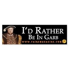 Faire Magazine - Bumper Sticker #10