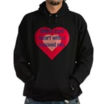 Share Your Heart Hoodie (dark)
