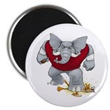 "Bama Stomp! 2.25"" Magnet (10 pack)"