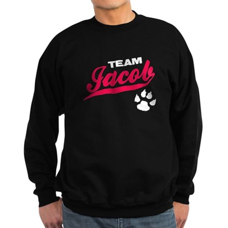 Team Jacob Twilight Sweatshirt (dark)