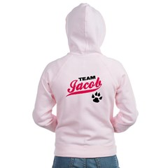 Team Jacob Twilight Women's Zip Hoodie