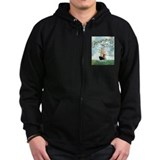 Parisane Tall Ship Zip Hoodie
