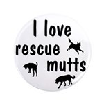 I Love Rescue Mutts 3.5