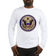State Dept. Emblem Long Sleeve T-Shirt