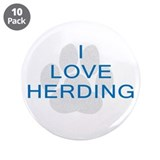 "Herding 3.5"" Button (10 pack)"