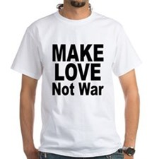 Make Love Not War (Front) Shirt