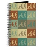 Evolutionary Biology Pop Art Journal