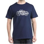 Vintage Motorcycle Dark T-Shirt