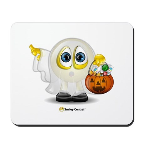 Ghost Mousepad