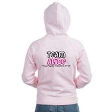 Team Alice Twilight Women's Zip Hoodie