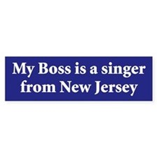Bruce Springsteen Bumper Bumper Stickers