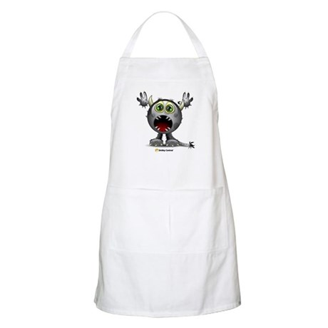 Monster Horns BBQ Apron