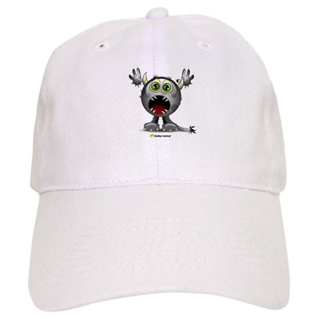Monster Horns Cap