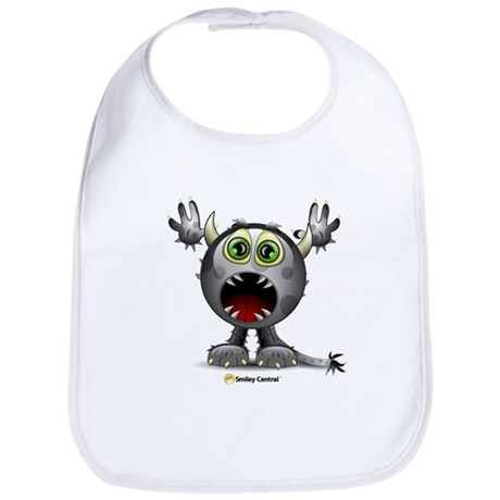 Monster Horns Bib