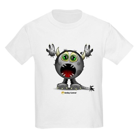 Monster Horns Kids T-Shirt
