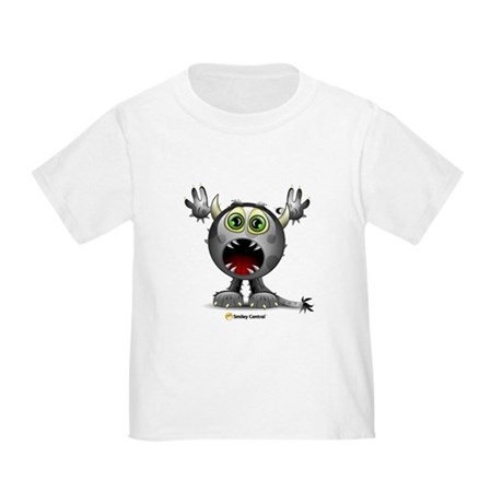 Monster Horns Toddler T-Shirt