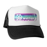 I Dig Winter Trucker Hat