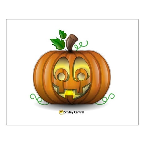 Pumpkin Small Poster