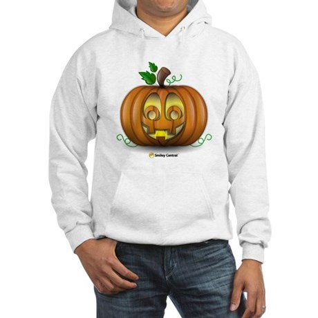 Pumpkin Hooded Sweatshirt