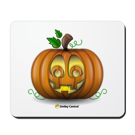 Pumpkin Mousepad