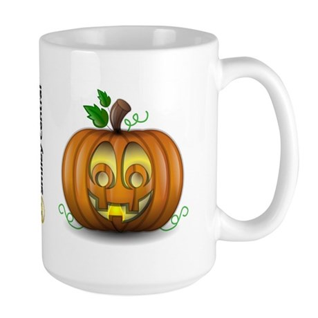 Pumpkin Large Mug