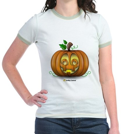 Pumpkin Jr. Ringer T-Shirt