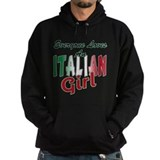 Everyone Loves an Italian Gir Hoodie
