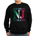 New Jersey Italian Sweatshirt (dark)