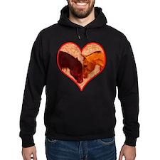 Cute Lover valentines Hoodie