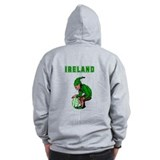 Irish Rugby Zip Hoody