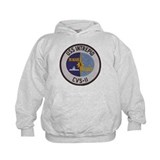 USS INTREPID Hoody