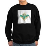 Gargoyle Bat Sweatshirt (dark)