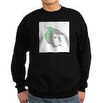 Goofy Armadillo Sweatshirt (dark)